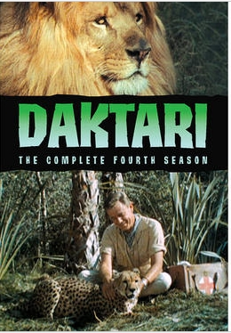 daktari fourth season
