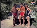 cheryl miller and yale summers in bathing suits on daktari