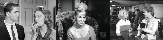 cheryl miller in leave it to beaver, my three sons and perry mason