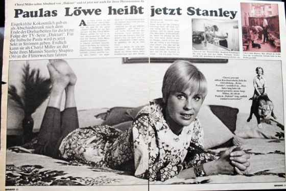 german article cheryl miller and stanley shapiro