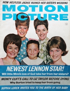 Motion Picture Magazine November 1966