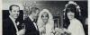 Cheryl Miller's wedding day album circa1969