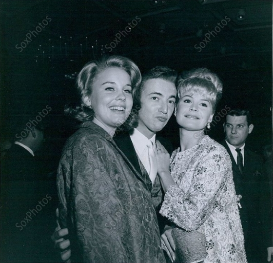 cheryl miller with sandra dee and bobby darin